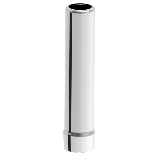 "Stainless steel overflow pipe for 1""1/2 drain plate"